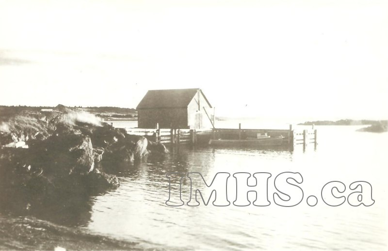 1930's Babins Hill